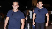 Salman Khan leaves for Dubai for his Dabangg Tour event; Watch video | FilmiBeat