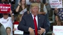 Trump defiant after day of Democrat wins