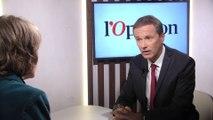 «La réforme des retraites sera le tombeau d'Emmanuel Macron», prophétise Nicolas Dupont-Aignan (Debout la France)