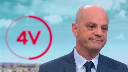 Jean-Michel Blanquer - France 2 jeudi 7 novembre 2019