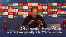 Le PSG qualifié en 8èmes après une victoire étriquée contre Bruges