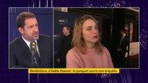 """Adèle Haenel : """"Je veux la rassurer et lui dire que la police comme la justice seront à ses côtés"""" déclare Christophe Castaner"""