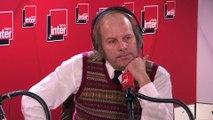 """Philippe Katerine : """"On fait toujours un disque par nécessité, pour crever un trop-plein"""""""