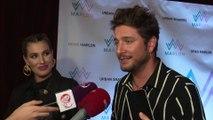 Manuel Carrasco habla sobre su inminente paternidad con Almudena Navalón