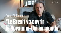 Brexit : Bruce Dickinson d'Iron Maiden a un avis tranché sur la question