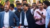 क्या महाराष्ट्र में लग सकता है राष्ट्रपति शासन ?