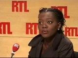 Rama Yade est l'invitée de RTL (8 février 2008)