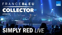 "EXCLU | Simply Red ""Thinking of you"" - France Bleu Collector"