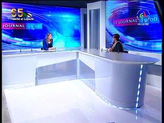 Journal d'information du 19H_ 06-11-2019 Canal Algérie