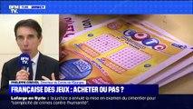 Française des jeux: acheter ou pas ? - 07/11