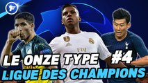 Ligue des Champions : l'équipe type de la 4e journée