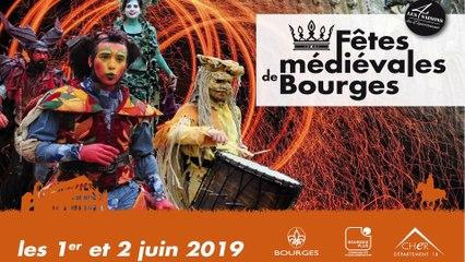 [Fêtes Médiévales de Bourges] 2019
