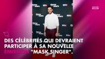 Mask Singer : le gros coup de gueule de Camille Combal