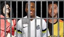 لاعبون دخلوا السجن