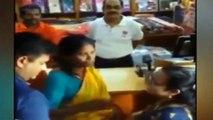 Ranu Mondal Rude Behavior With Fan(Malayalam)