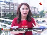 Atap JPO Sudirman Dicopot, Anies: Unik, Ada Jejeran Gedung