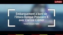 Transat Jacques Vabre : embarquez à bord de l'Imoca Banque Populaire X !