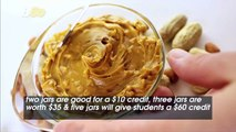University of Alaska Allowing Students to Pay Parking Tickets With Jars of Peanut Butter & Jelly