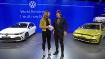 World premiere of the all-new Volkswagen Golf 8 - Joachim Löw