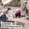 Des centaines d'ossements de mammouths découverts au Mexique