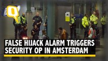 Airline Says False Hijack Alarm Caused Amsterdam Airport Alert