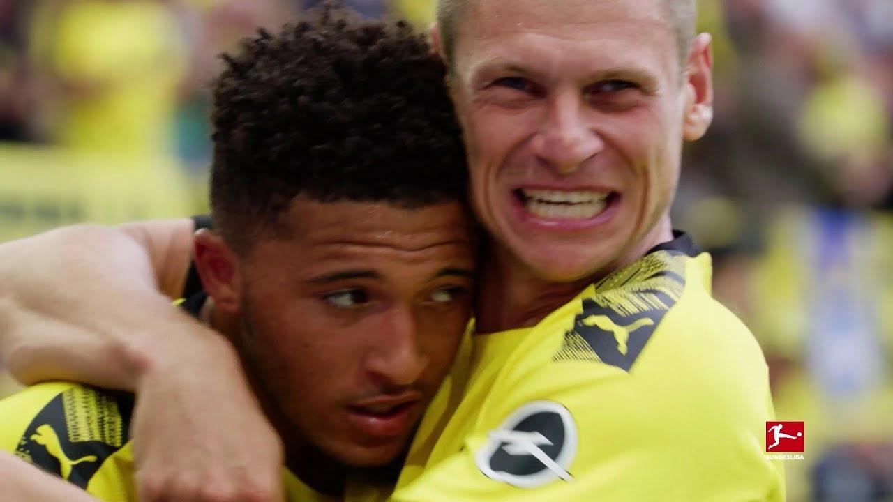 İlk 10 Haftayı Nasıl Geçirdiler? | Borussia Dortmund - Bundesliga 2019/20
