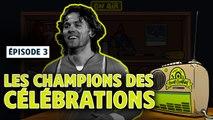PODCAST ROND CENTRAL - Episode #3 : Les champions des célébrations (avec Steve SAVIDAN)