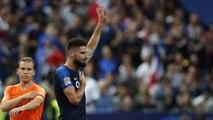 Equipe de France : Didier Deschamps et la situation d'Olivier Giroud