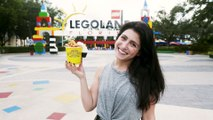 1 Woman, 21 Crazy Foods, And A 100-Degree Day: This Is The Legoland Eating Challenge