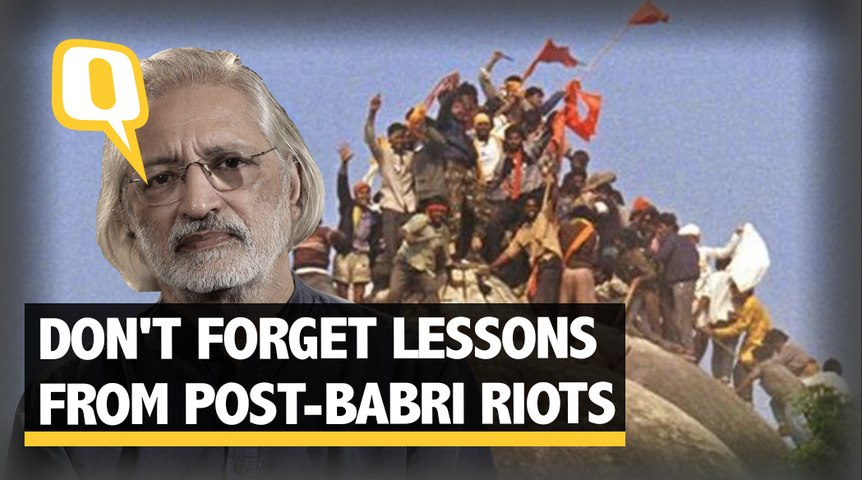 Lessons From Ayodhya: How to Not Repeat History of Riots, Violence