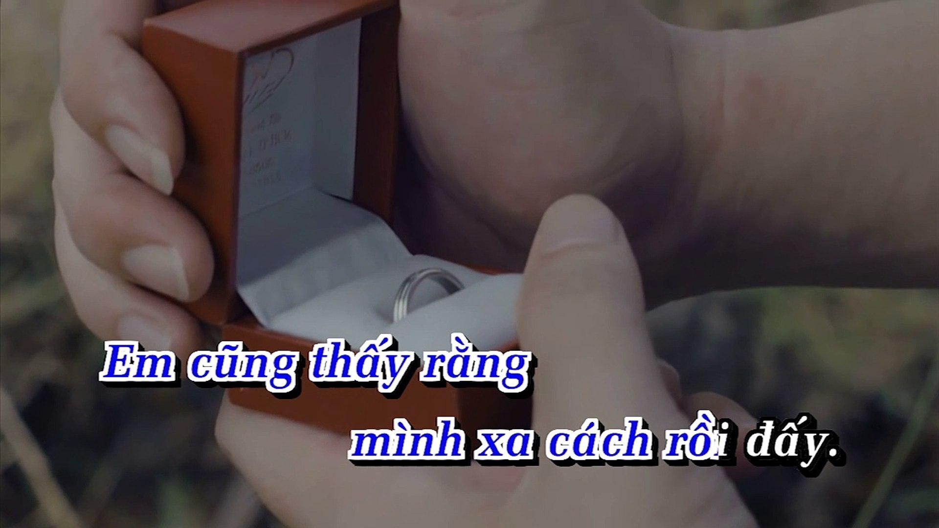 [Karaoke] Mặt Trái Của Hạnh Phúc - Vương Anh Tú [Beat]