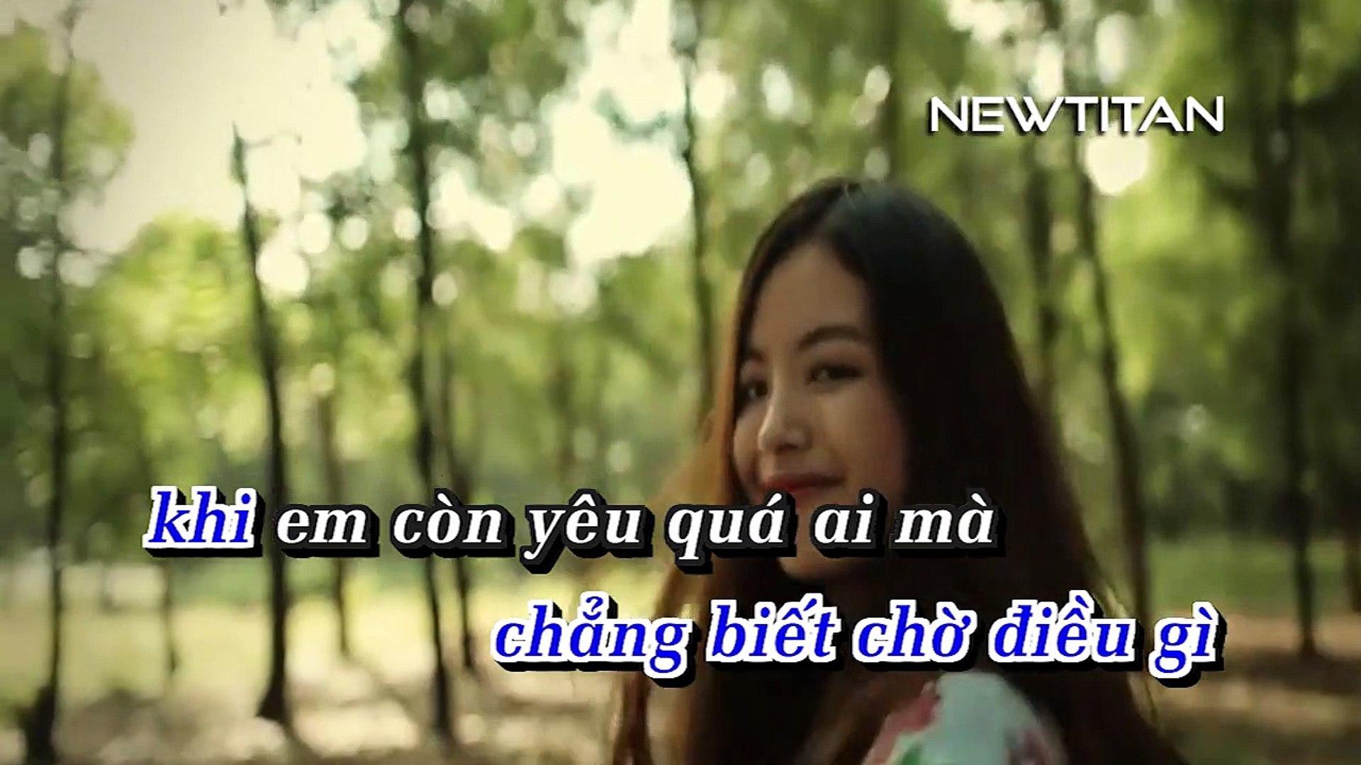 [Karaoke] Sinh Ra Là Để Yêu Em - Vương Anh Tú [Beat]