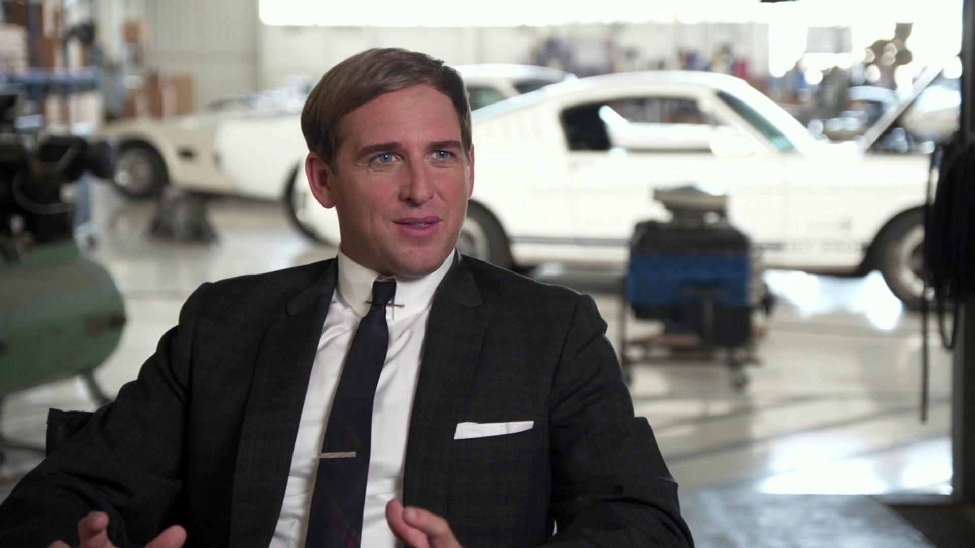 Ford V Ferrari Josh Lucas On What Attracted Him To The Film