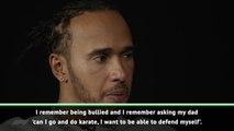 MOTORSPORT: F1: Hamilton recalls being bullied at school