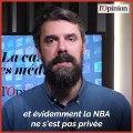 Guerre du streaming: la NBA se lance dans le match