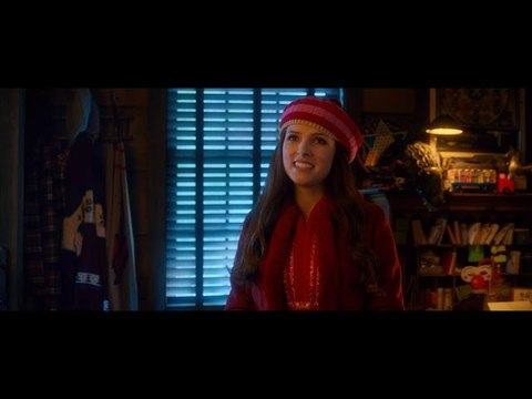 Exclusive: Anna Kendrick Helps Bill Hader Take Santa's Reins in This Noelle Clip
