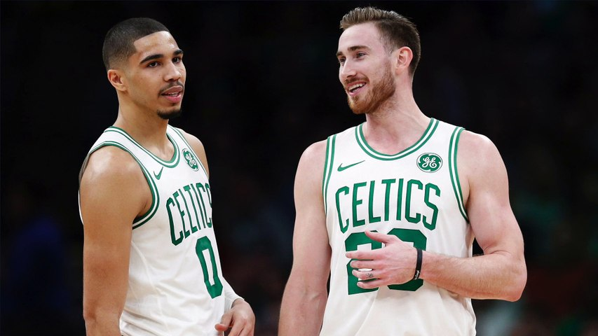 Celtics Featuring Three Players Averaging 20+ Points Per Game