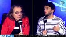 Talk du 07/11, partie 4 : avant-match OM-Lyon