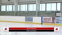 2020 Skate Ontario Sectionals - Novice Women - Short Program (Skaters 16 - 30)