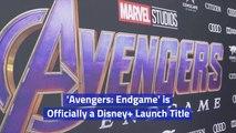Disney Plus Has The 'Avengers'