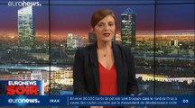 Euronews Soir : l'actualité du jeudi 7 novembre 2019