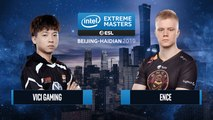 CSGO - ViCi Gaming vs. ENCE [Inferno] Map 1 - Group A - IEM Beijing-Haidian 2019