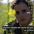 """Emma Watson se denomina como su """"autopareja"""", la palabra soltera no está en su idioma"""