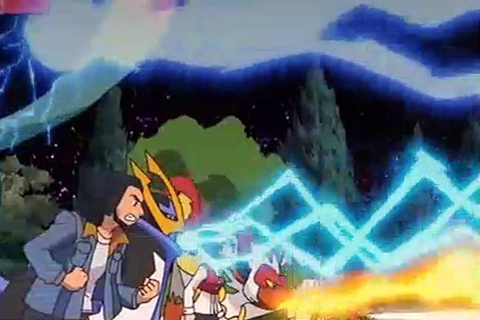 Pokemon S10m01 The Rise Of Darkrai Japanese Credits 2007 360p Re Dvdrip Part 2 2 Video Dailymotion