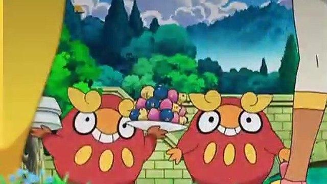 Pokemon S14E08 Saving Darmanitan from the Bell