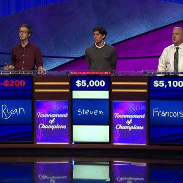 Jeopardy 2019-11-08 [Tournament of Champions Game 05 of 10]