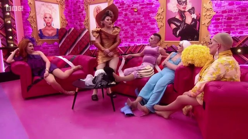 RuPauls Drag Race UK S01E06