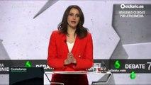 Arrimadas (Cs) arremete contra Montero (PSOE) por su ausencia en la comisión de investigación de los ERE en el Parlamento andaluz