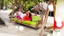 Taimur Ali Khan, Kareena Kapoor Khan and Saif Ali Khan Enjoying holiday in the Maldives