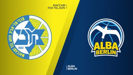 EuroLeague 2019-20 Highlights Regular Season Round 7 video: Maccabi 104-78 ALBA